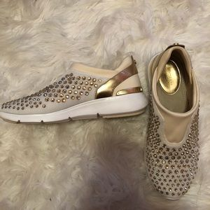 Michael Kors Diamond Shoes